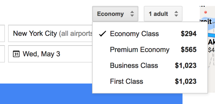 What are some tips for finding cheap business flights?
