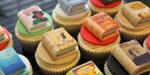 Edible books by Victoria's Kitchen