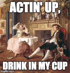 "Every reader likes their historical fiction to be as authentic as possible. And (I'm only being 50% sarcastic here) nothing says Regency England like a cathartic group singalong to ""All the Single Ladies."""