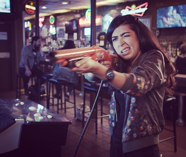 Alex has some openings to teach you the game of Buck Hunter @sullystap1933 #buckhunter #sullys #boston #pilot #editing #roughcut