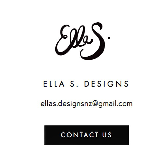 Recently I've been working on a logo and a website to share with you all. The logo is ready but you'll have to wait for the website! It's close :) #design #graphicdesign #logo #website #ella.s #designforamission #contact #details #cleandesign #simpledesign #exciting #new #whatsnext