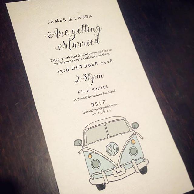 It's that time of year again. #weddingseason #invites #combi #design