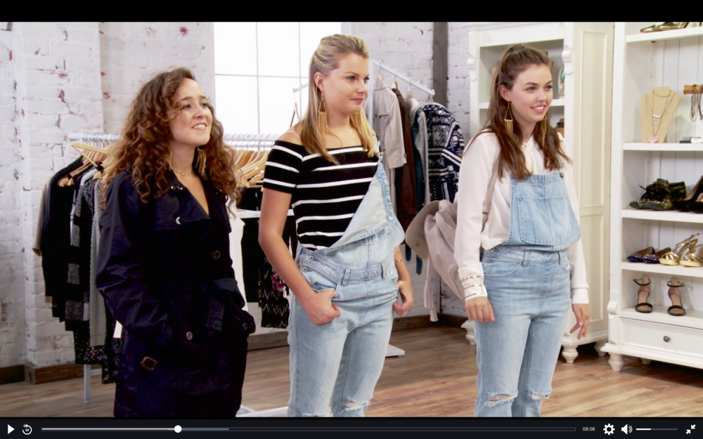 Ready, Set, Style - My episode of go90's Ready, Set, Style is now available online! Produced by AwesomenessTV, this show is hosted by Youtube sensation, Marissa Rachel, and Dance Mom's Chloe Lukasiak.Click HERE to watch now!