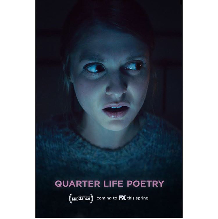 quarter life poetryis an officialSUNDANCE selection - Thrilled to announce the FX show I shot back in the spring is an official selection at Sundance Film Festival 2019 as an Indie Episodic and will be airing on FX this spring. Stay tuned for more!