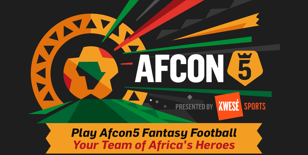 Afcon5 Fantasy Football