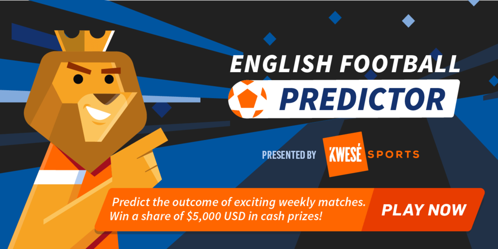 Kwesé English Football Predictor