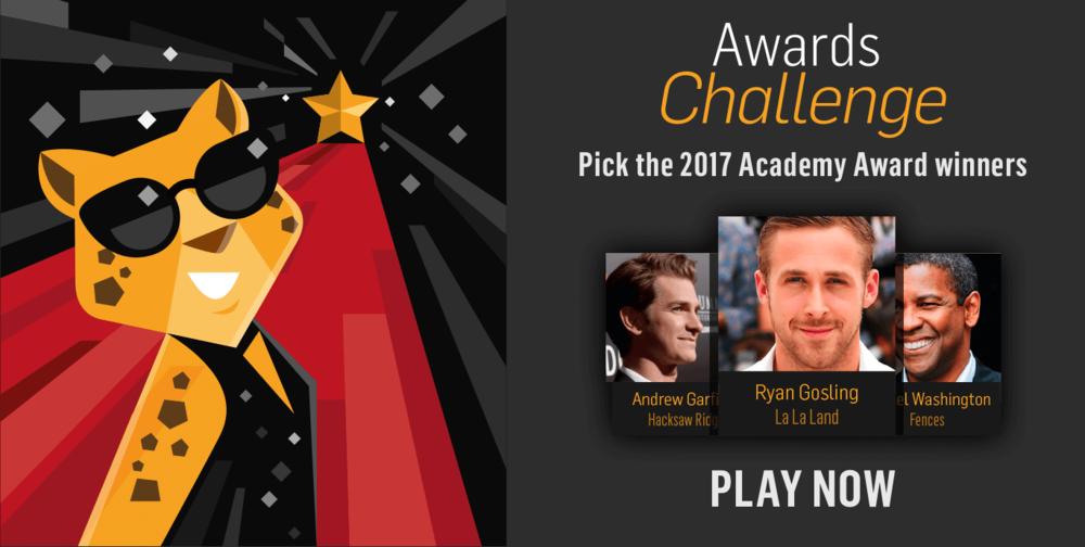 Awards Challenge