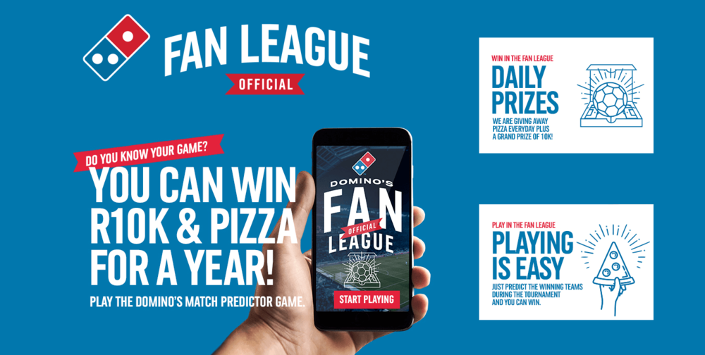 Domino's Fan League
