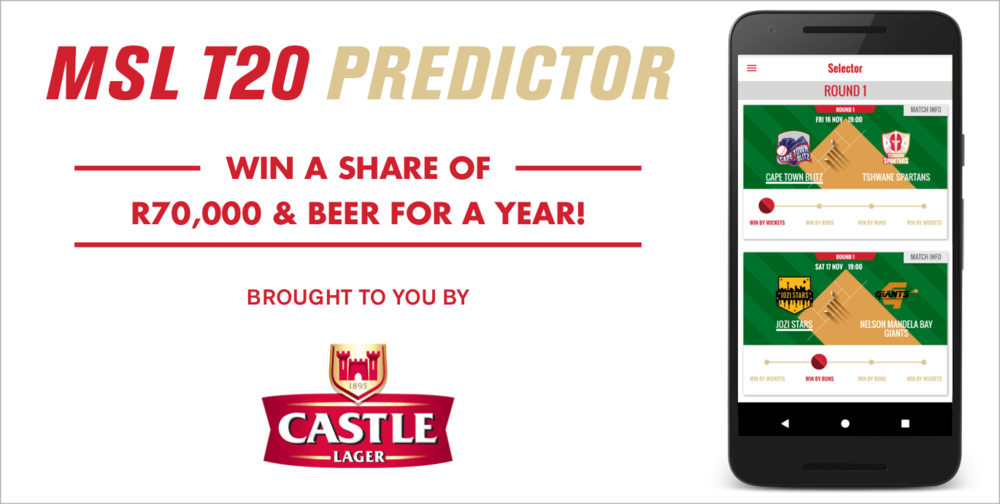 MSL T20 Predictor