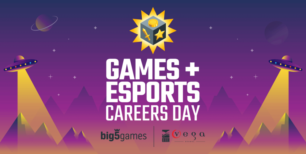 Games + Esports Careers Day