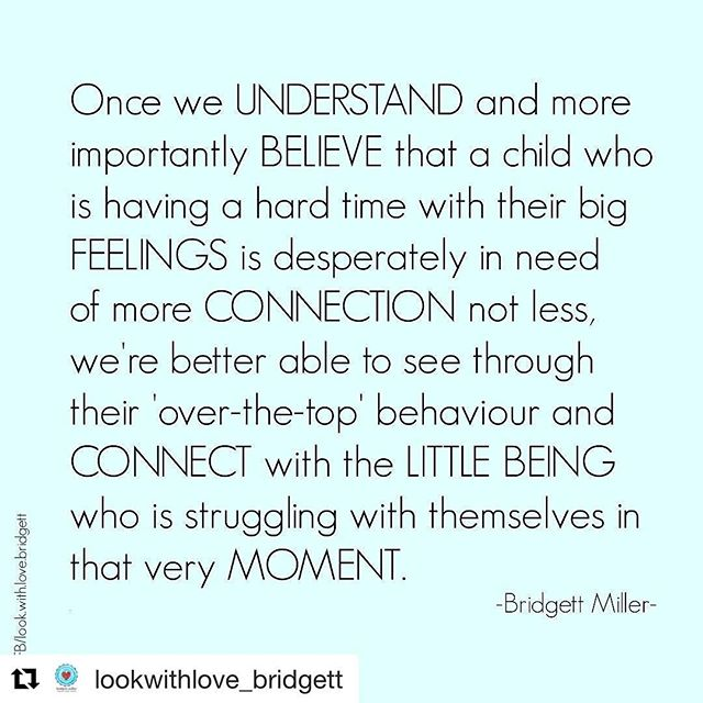 Love this! Big emotions at nap and bedtime (or any time really!) often indicate a need to slow down and connect. Once you're through it, take the time to make a connection plan for you and your little one. Protect that time fiercely, it'll help you both. ❤️💛💜💚 . . . . @lookwithlove_bridgett THANK YOU #thesleepingchild #parenting4sleep #lifelongparent #familygoals #familytime #normalizebabysleep #newborn #toddler #babysleeping #momlife #dadlife #naps #bedtime #reality #attachmentparenting #positiveparenting #consciousparenting #sleepexpert ... is you #sleeptraining #antisleepconsultant #sleepconsultant #sleepcoach  #parentcoach  #reflection #breastfeeding #fedisbest #babyadvocate #family #connection