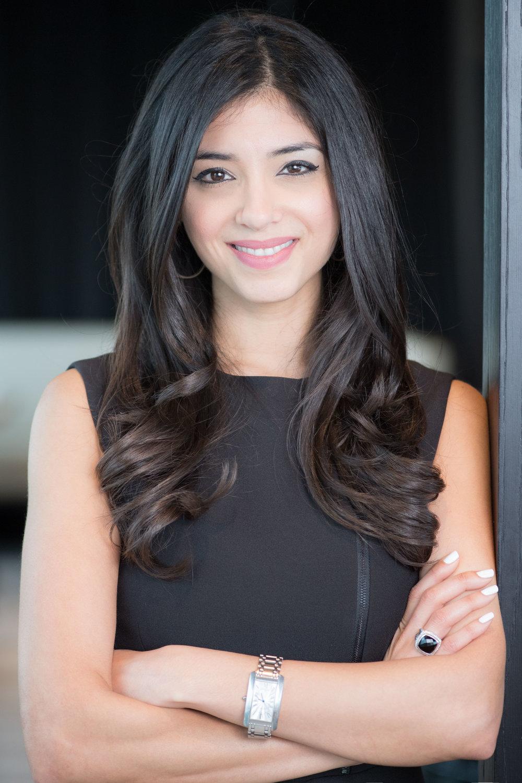 Halla Rafati,Managing Partner
