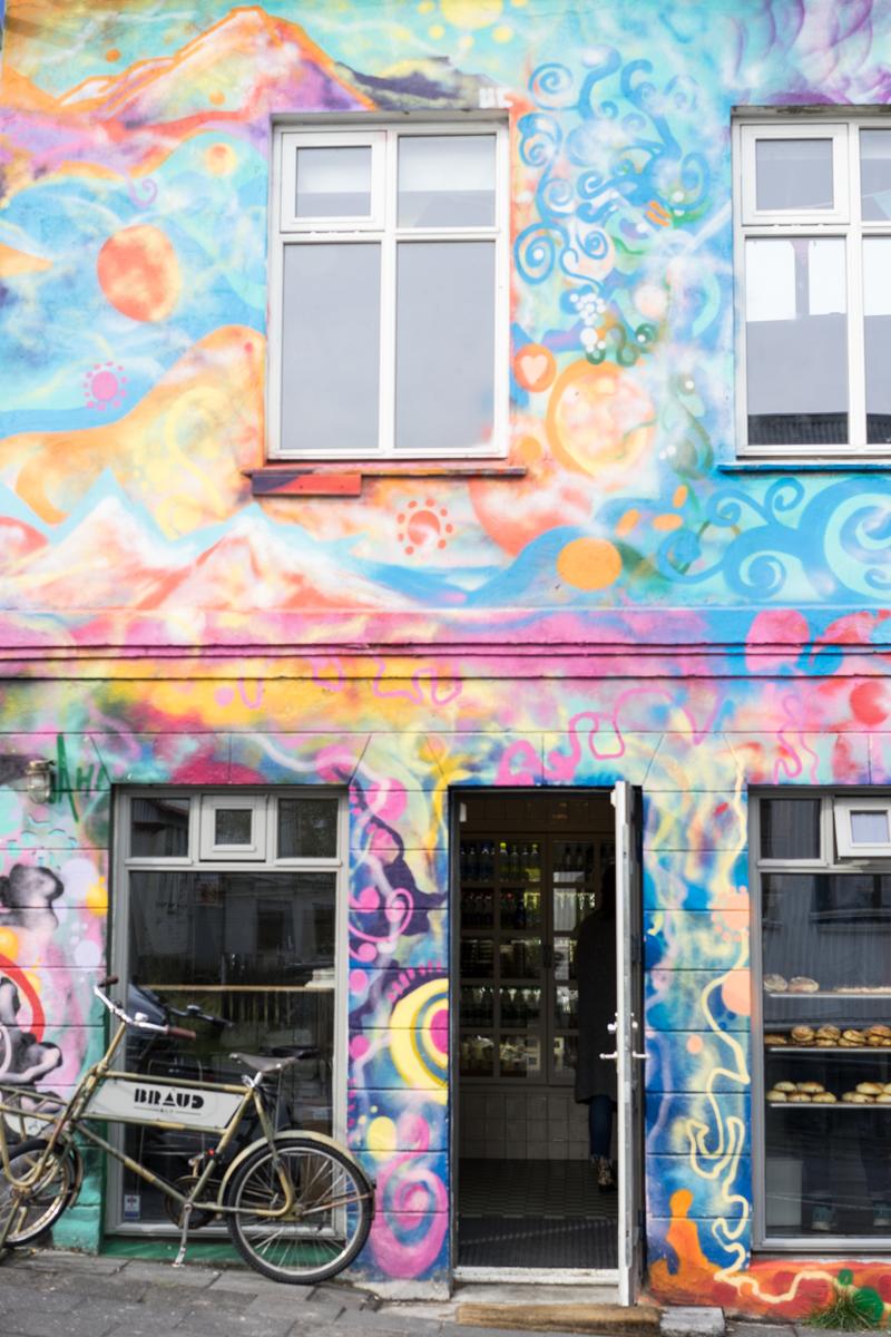 Colorful Reykjavik