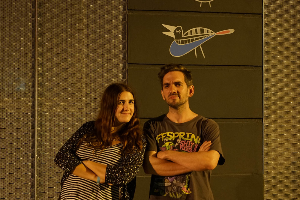 After the Green Day show in Buenos Aires in 2017! No requests this time, but still good times.