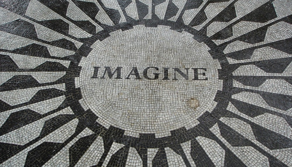 You may say I'm a dreamer, but I'm not the only one. — John Lennon, Imagine (1971)