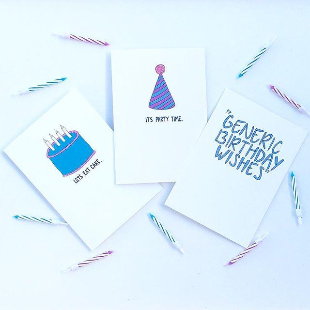BIRTHDAY MONTH for me anyways 😊 #etsycards #etsy #madelocal #madeinmelbourne #birthdaycard #birthday #april #happybirthday #sunday