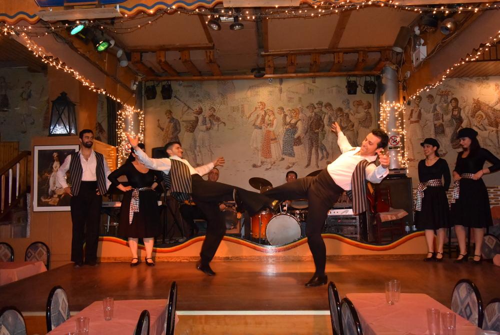 Chasaposernikos dance