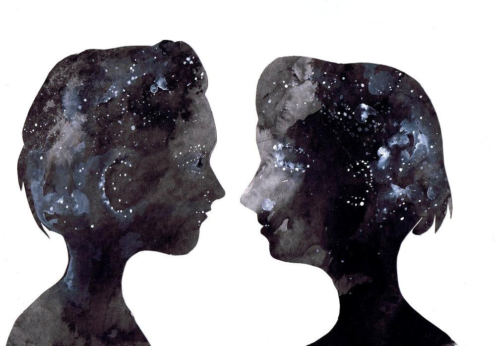 cosmic conversation