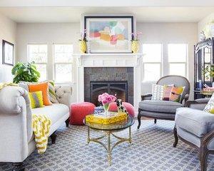 Washington Dc Interior Designers Home Renovation Design Services BE BOLD BRAVE ADD COLOR