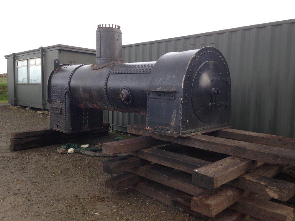 William Murdoch January 2017 - Boiler Inspection, Refurbishment and ...