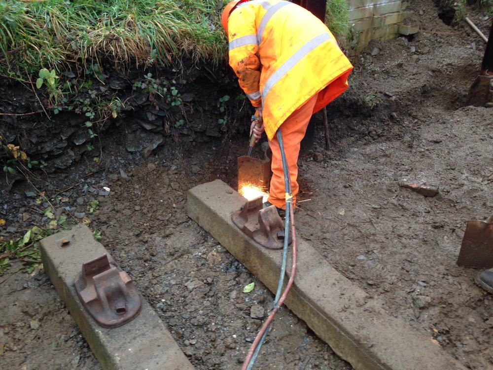 2017-01-17 Cutting the Barlow Rail.JPG