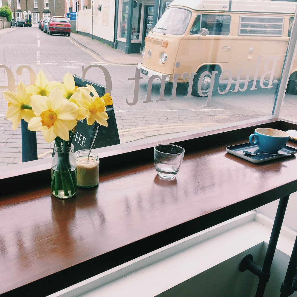 A day trip to whitstable booksandquills blueprint coffee malvernweather Choice Image