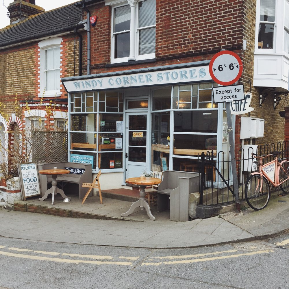 A day trip to whitstable booksandquills the cheese box malvernweather Choice Image