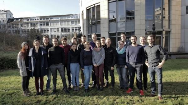 """Die Consulting Akademie Unternehmensethik 2015 hatte """"#sustainability"""" zum Themenschwerpunkt. Veranstalter waren Jan Hendrik Quandt, Christoph Schank und Kristin Vorbohle, Veranstaltungsort war Karlsruhe."""