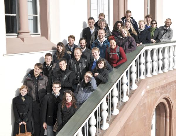 """Die CA 2011 fand vom 4. bis 8. November 2011 in den Räumen der Buchhandlung Thalia in Kaiserslautern statt. Gastgeberin war die Evangelische Akademie der Pfalz. Schwerpunkt:   """"Unternehmensverantwortung und Medien"""""""