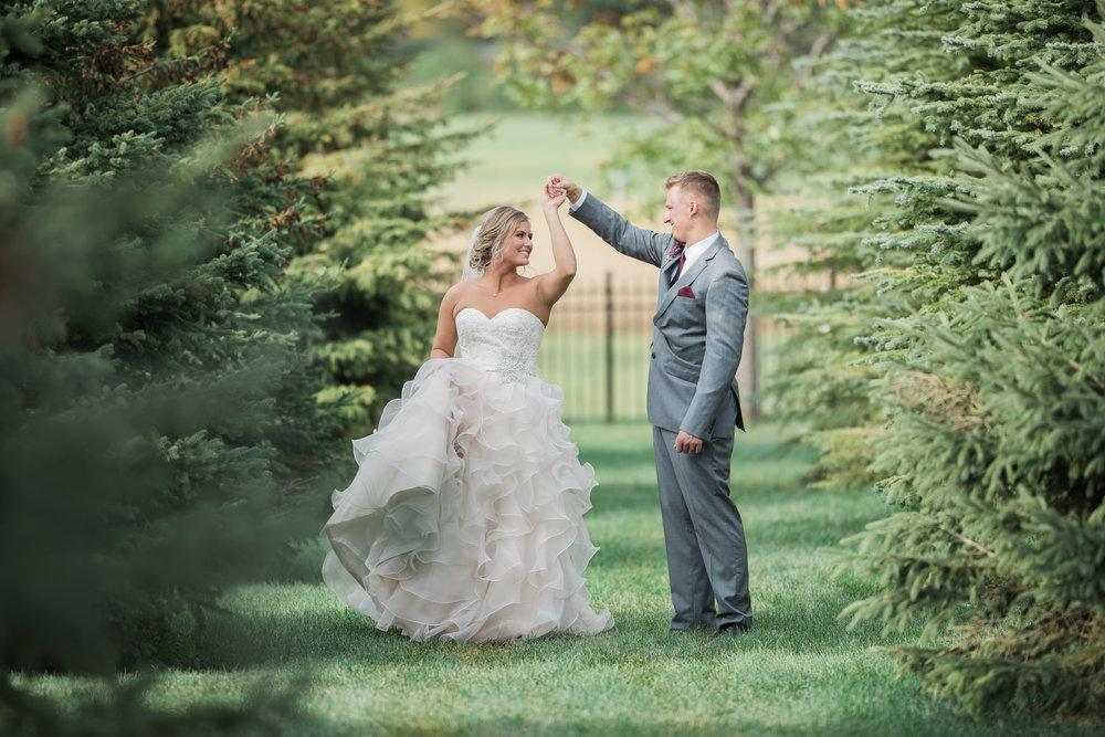 Morgan & Eric's Wedding