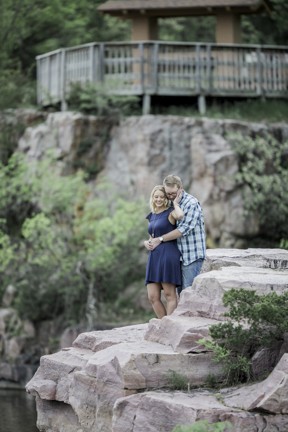 South Dakota Engagement Photos