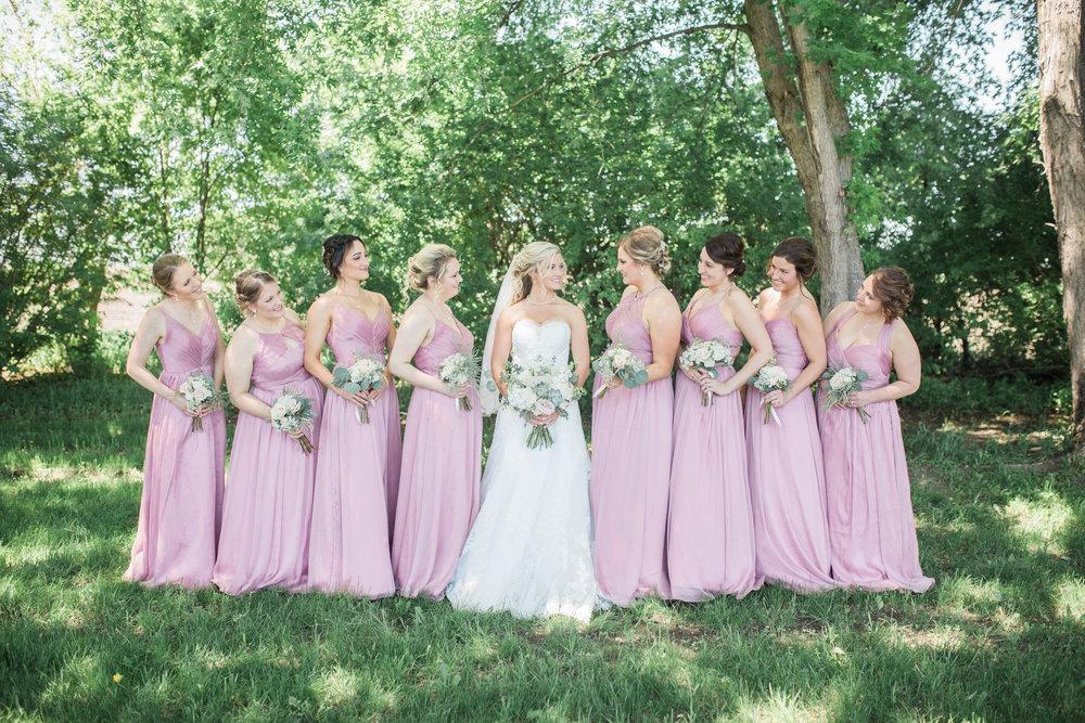 South Dakota Wedding - Meadow Barn Wedding
