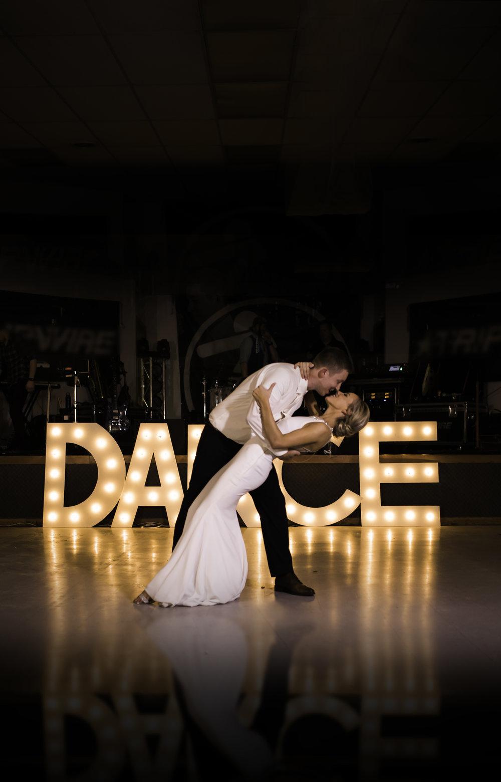 Dance Wedding - Sioux Falls Wedding - South Dakota Wedding