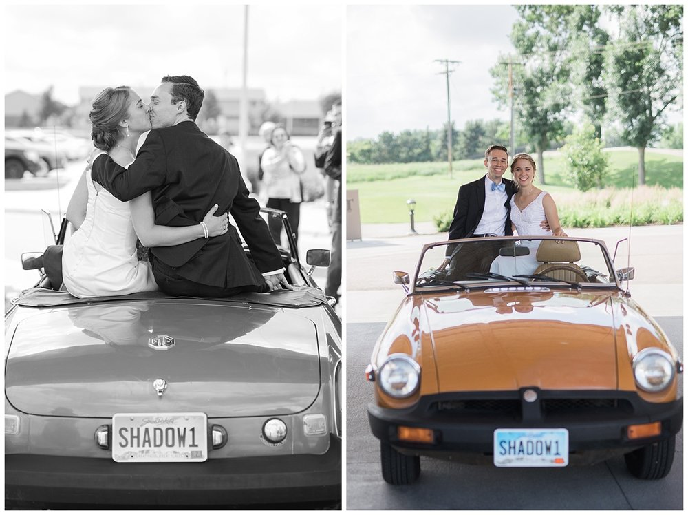 Sioux Falls Wedding - South Dakota Wedding - Mckennan Park