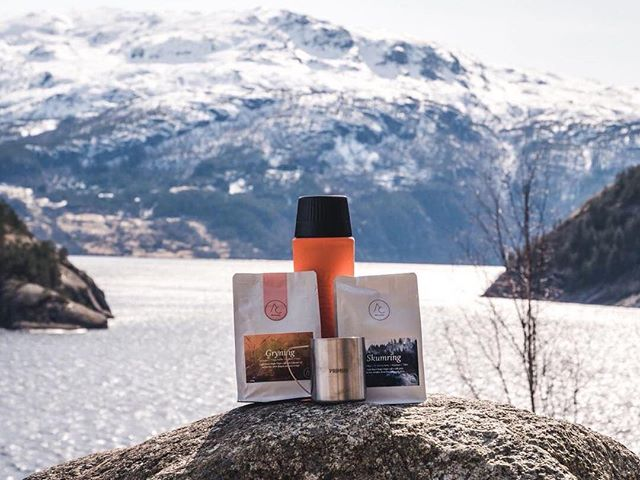 Endelig er våren her, disse smaker litt ekstra godt på tur da👌🏻☕️ 📸 @iamnordic  #arcticcoffee