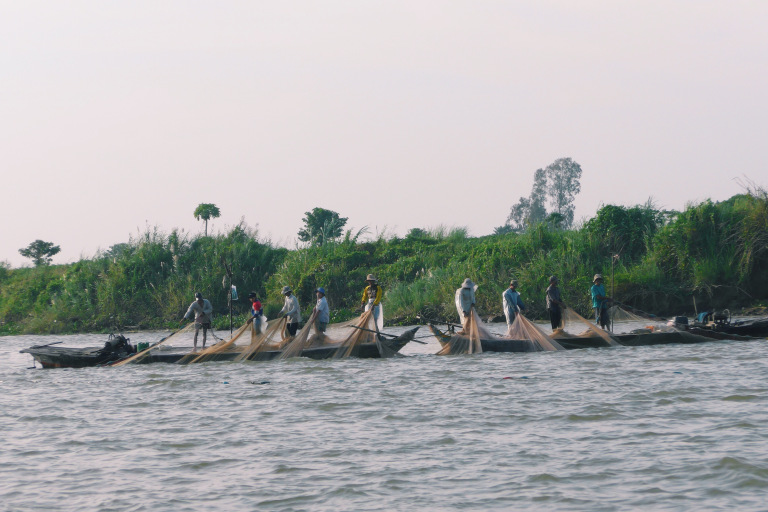 Cambodia mekong delta