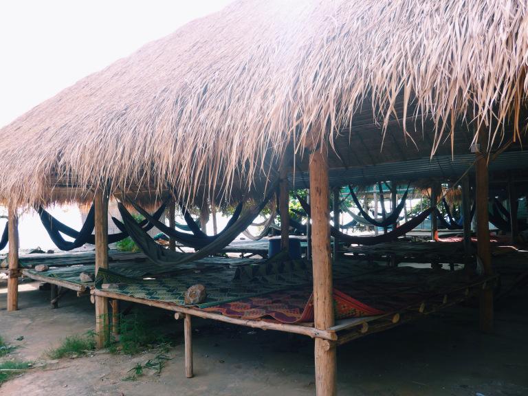 Kep Crab Market