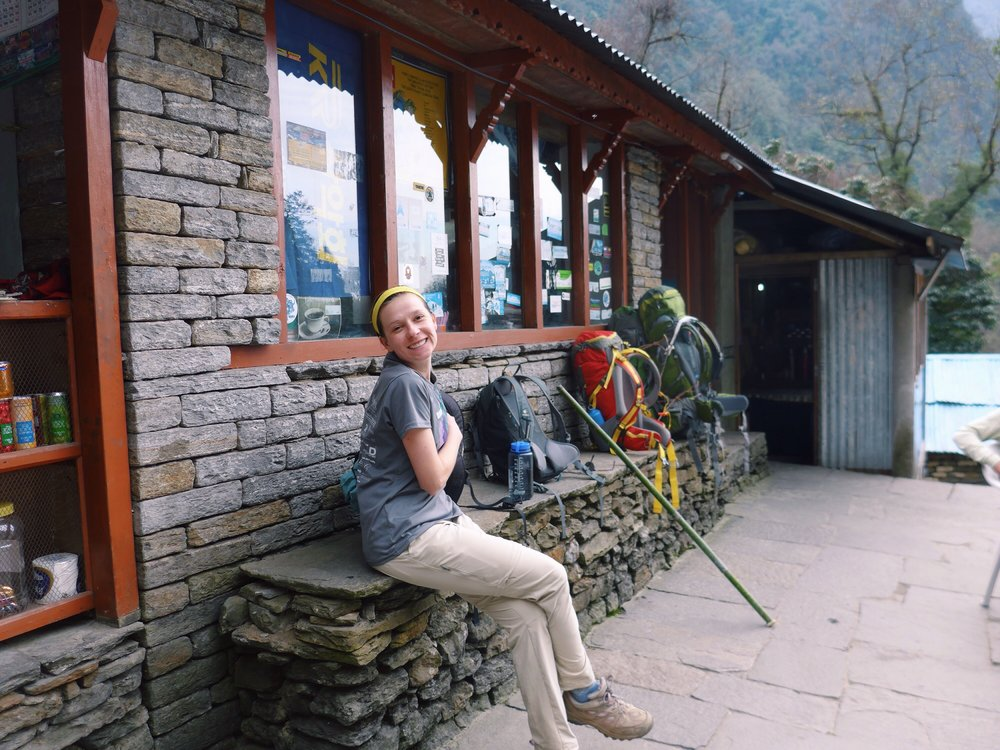 ABC Base Camp Trek Travel Blog