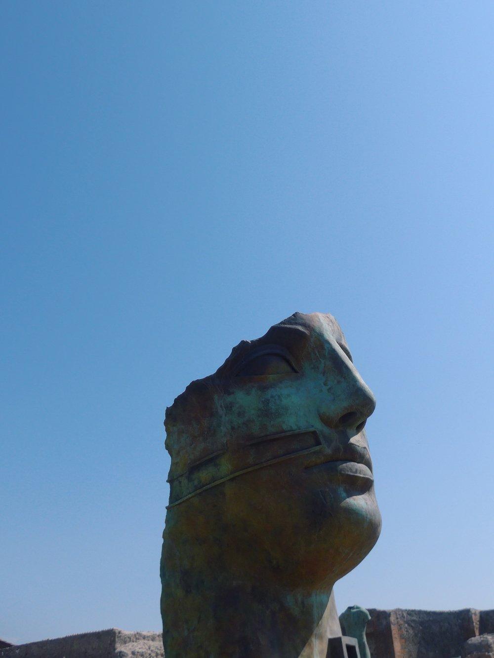Pompeii Travel Blog