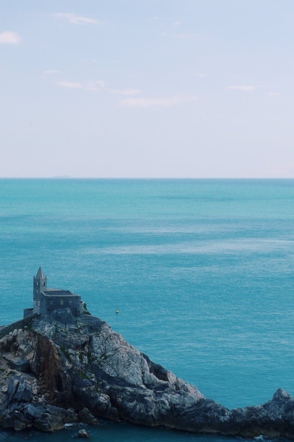 Portovenere Travel Blog