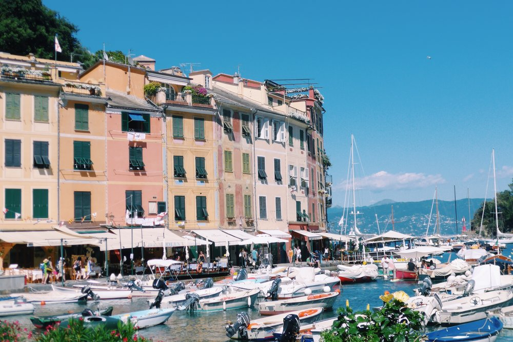 Portofino Travel Blog