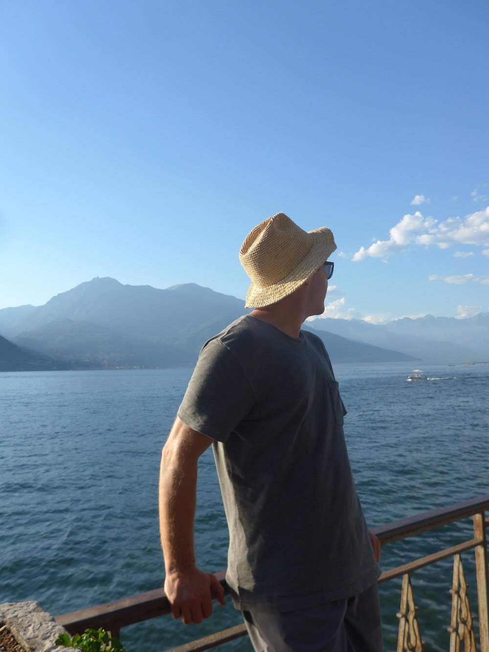 Lake Como Travel Blog