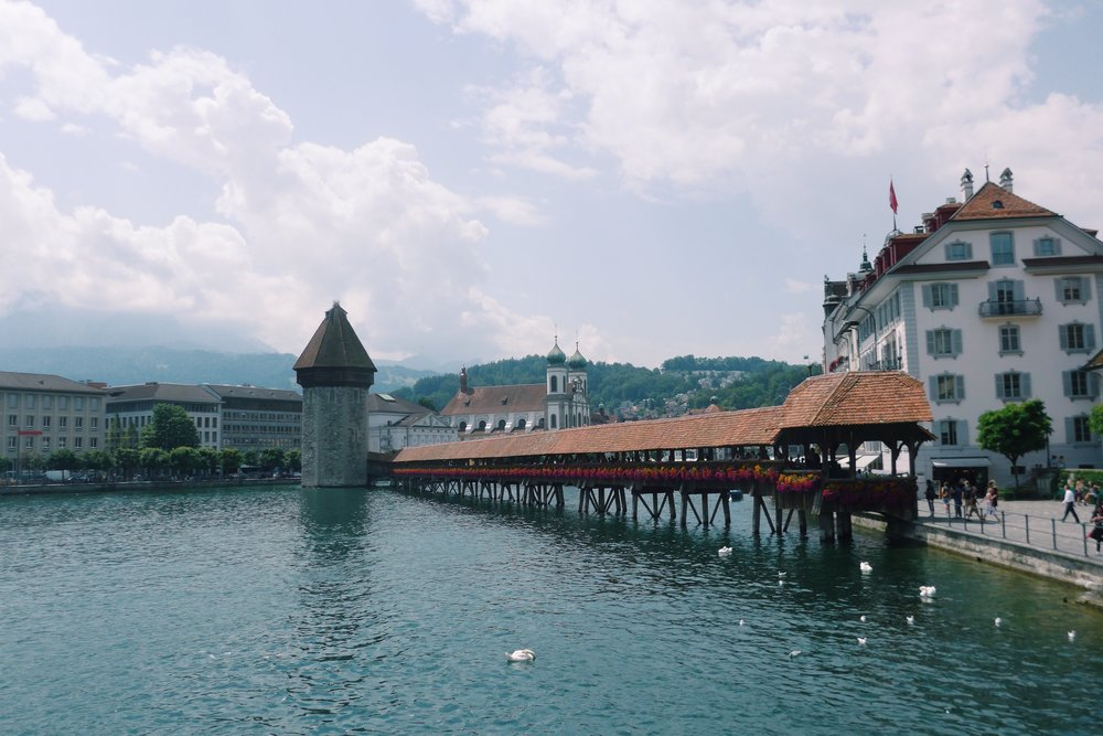 Lucerne Travel Blog
