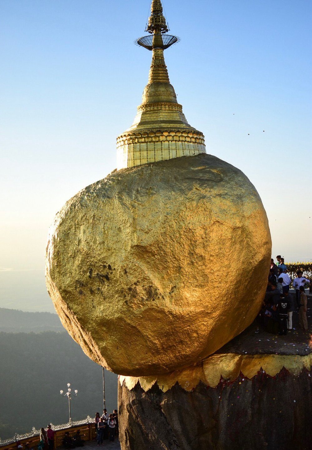 Golden Rock Myanmar Travel