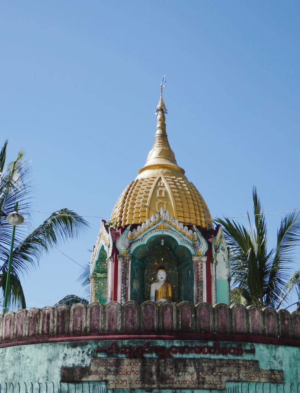 Bago Myanmar Travel
