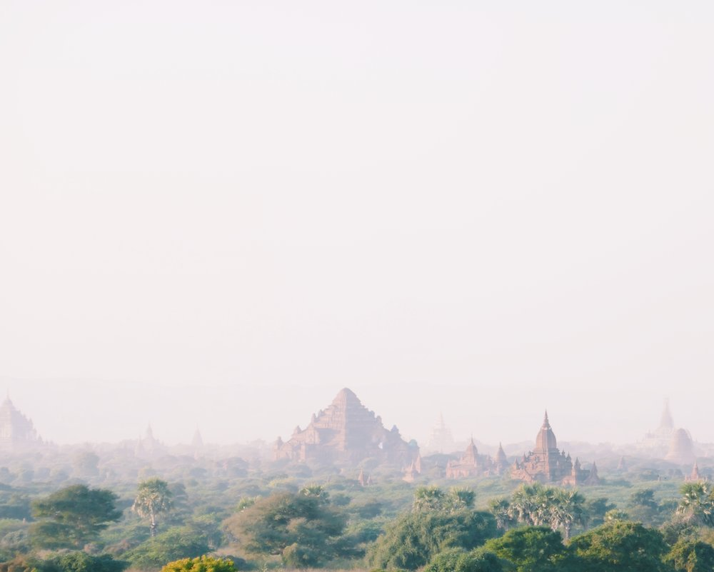 Bagan Travel Blog