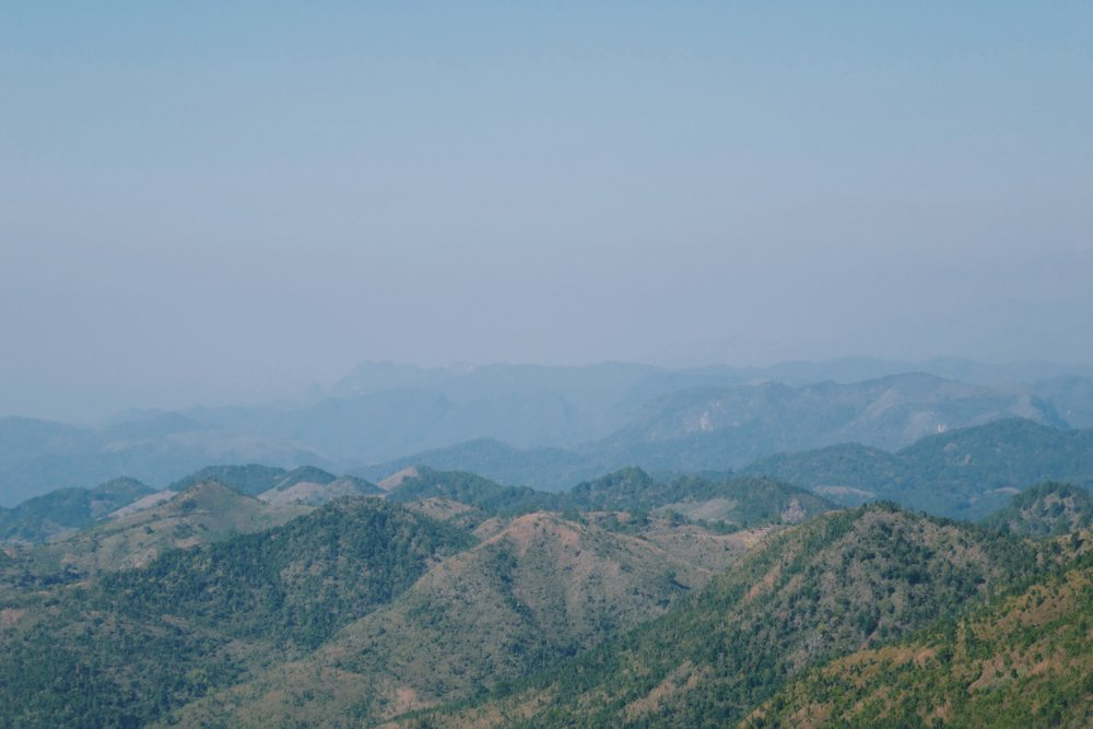 Trekking in Kalaw Travel Blog
