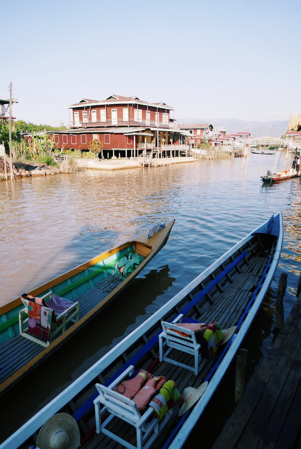 Inle Lake Travel Blog