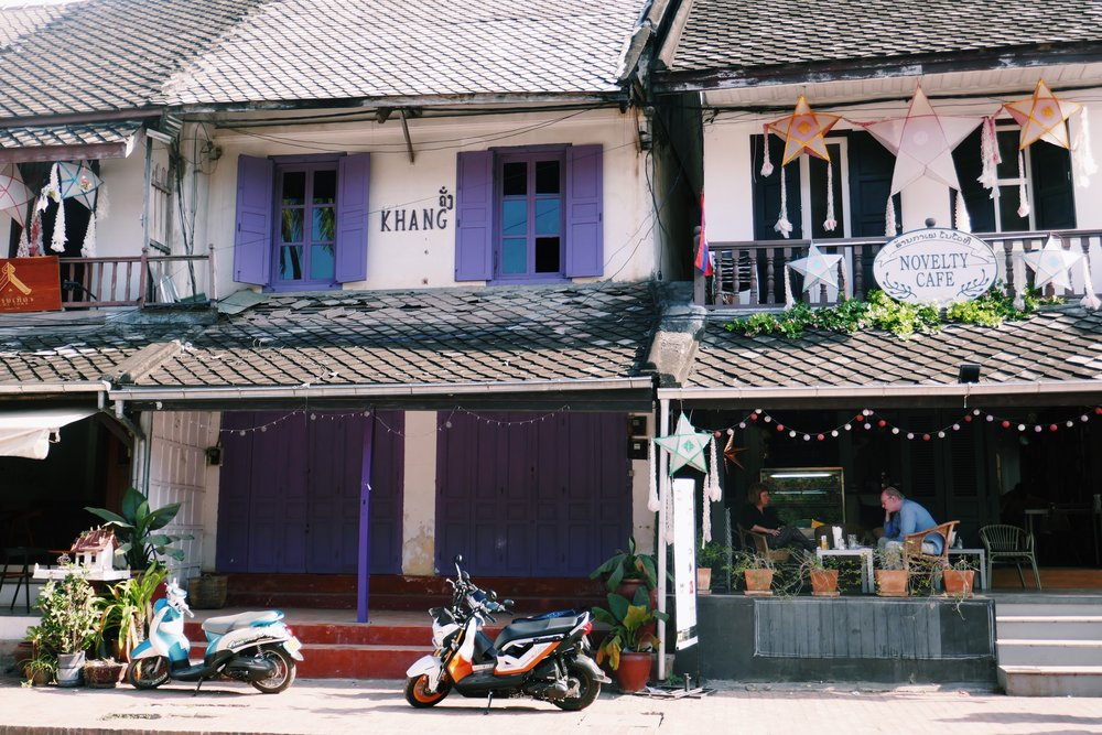 Luang Prabang Travel Blog