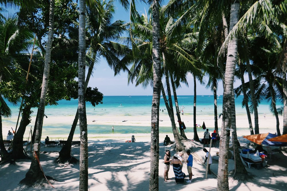 Boracay Travel Blog